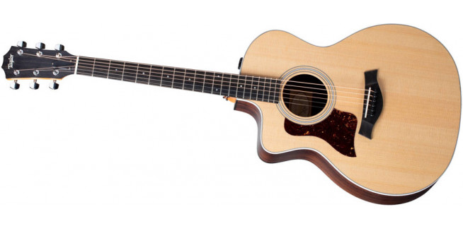 Taylor 214ce Rosewood Left Handed