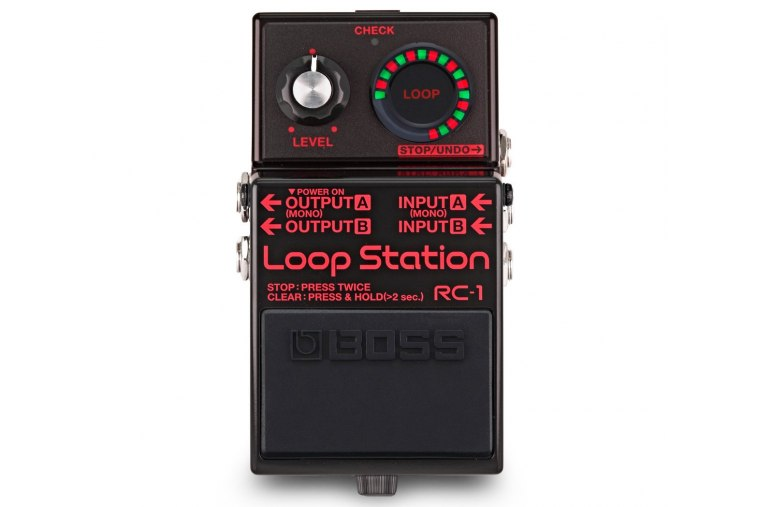 Boss RC-1 Loop Station - Limited Edtiion