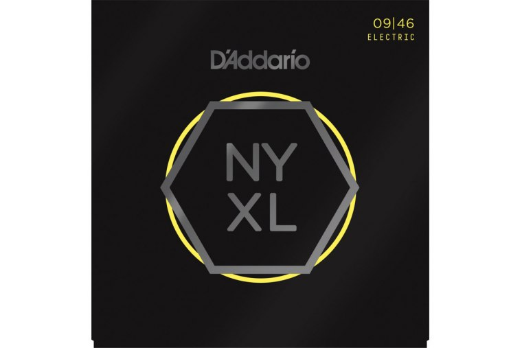 D'Addario NYXL Nickel Wound 09-46