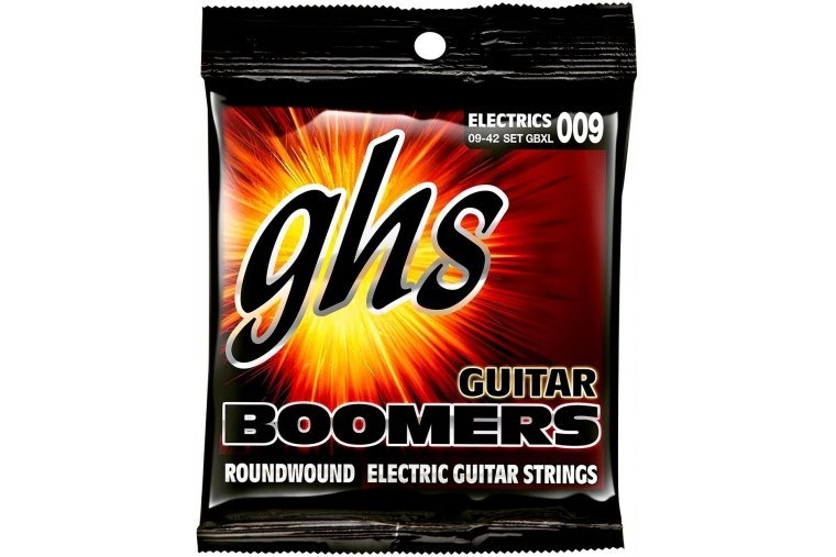 GHS Boomers Extra Light 09/42