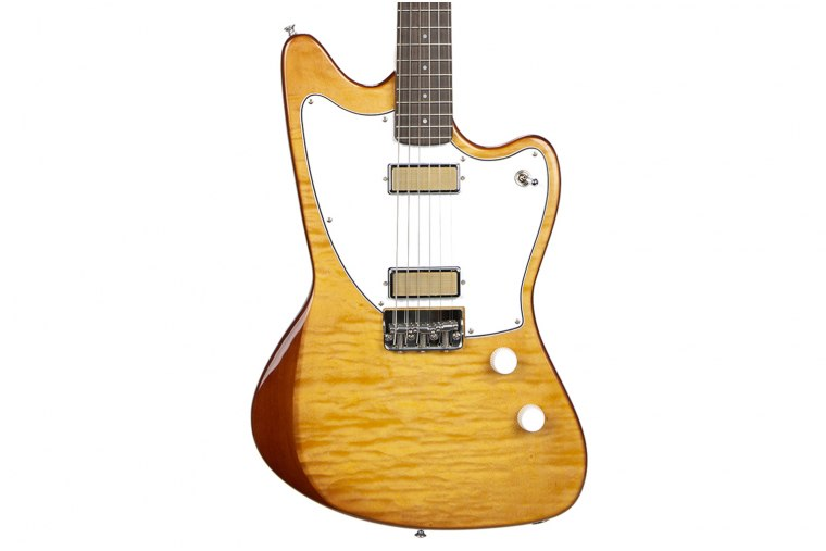 Harmony Silhouette Flame Maple Limited Edition - VN
