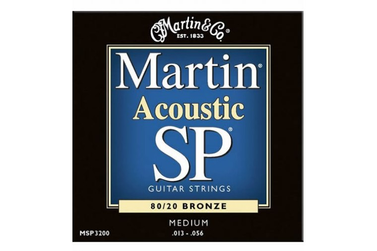 Martin MSP3200 SP 80/20 Bronze Medium 13/56
