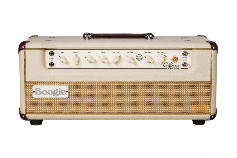 Mesa Boogie California Tweed 6V6 4:40 Head